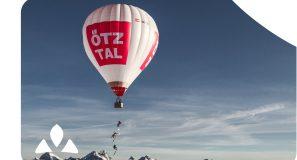 Ballon-Skiing