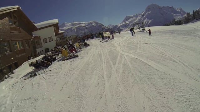 Familien-Urlaub in Lech