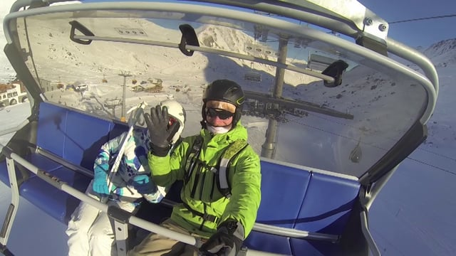 Ischgl Snowboard Urlaub 2015