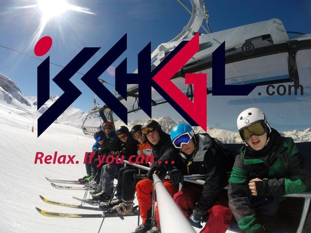 Ischgl Trip 2014