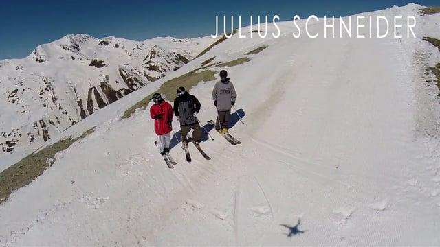Julius Schneider – Saison 2013/14