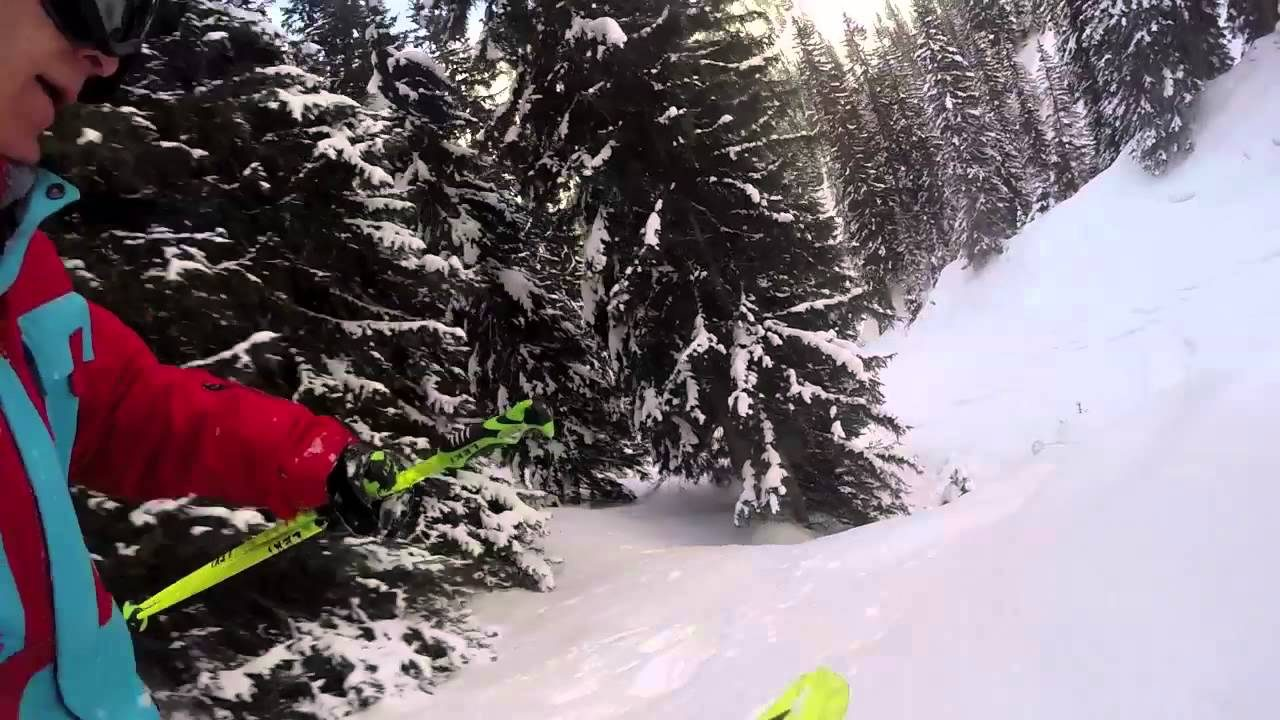 Marlon Holzmann Pow & Park Skiing @ Silvretta-Montafon