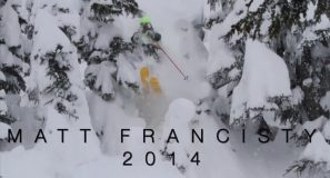 Matt Francisty – Saison 2014
