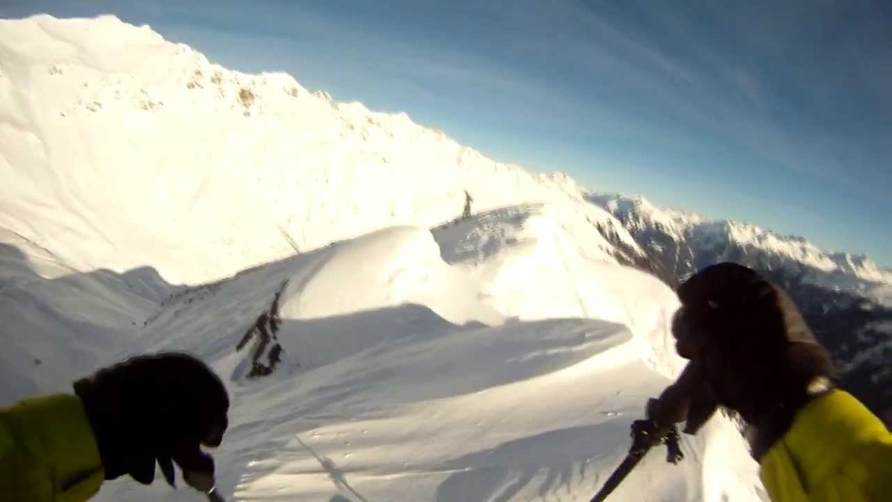 Powder Skiing im Montafon 2014