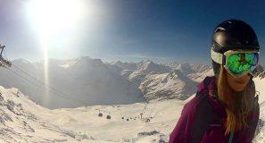 Reach for the Sky – Ski-fahren und Boarden in Gastein