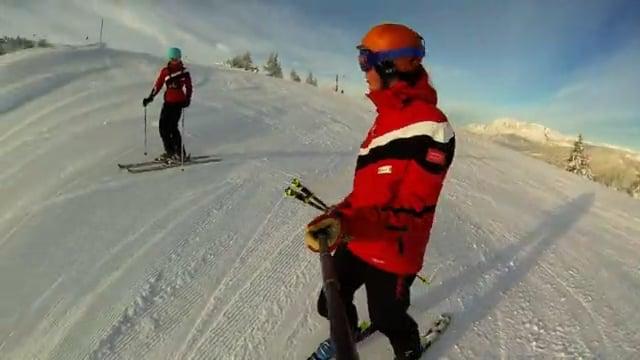 Ski, Freunde, Spass – Wagrain