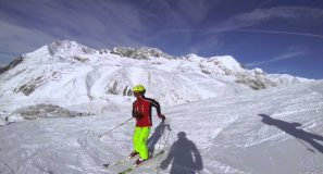 Skitag in Kühtai 2014
