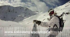 Skitour am Kaltenberg