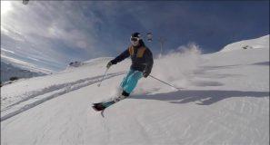 Snowfun Ski & Run unterwegs in Sölden