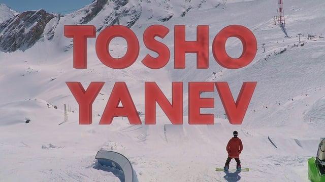 Tosho Yanev 2015