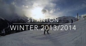Winter Urlaub in St. Anton