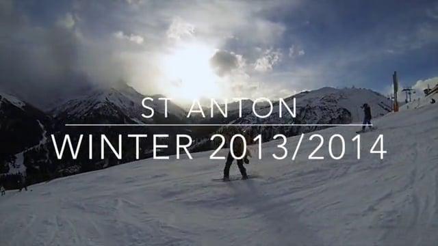 Winter Urlaub in St. Anton